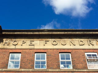 Hope Foundry: A New Chapter for MAP