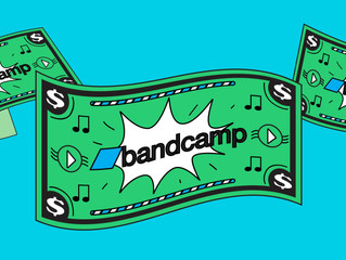 Bandcamp Friday Has Raised £30 Million For Artists And Labels In 2020