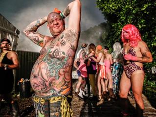 Watch: Block9, the clubbing utopia that took over Glastonbury