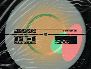 Phasmid Releases Latest Single On ME1 Records