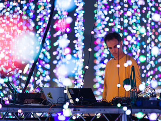 Four Tet releases playlist of over 500 songs he's worked on