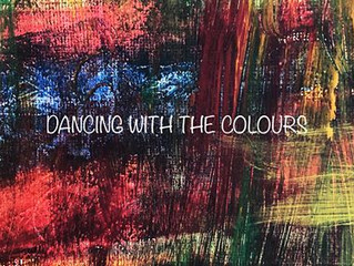 Louis Ray collaborates with Tamzene in soulful track 'Dancing with the Colours'