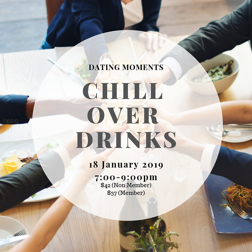 Chill Over Drinks