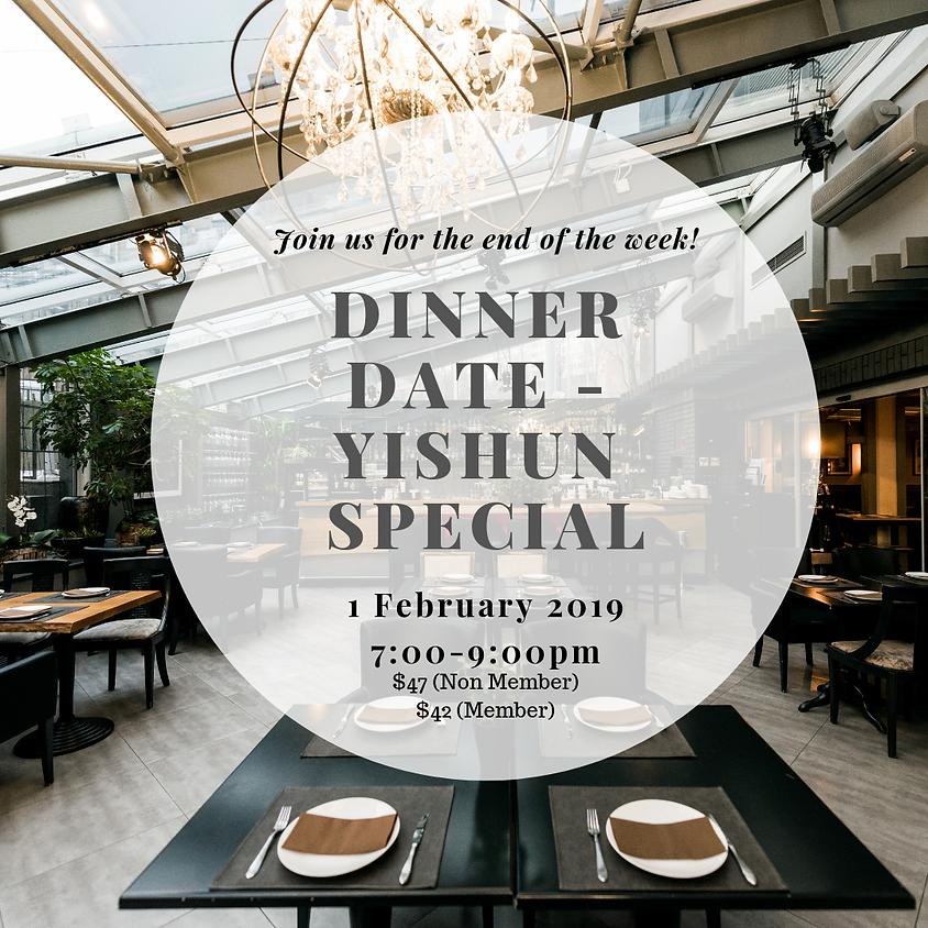 Dinner Date (Yishun Special)