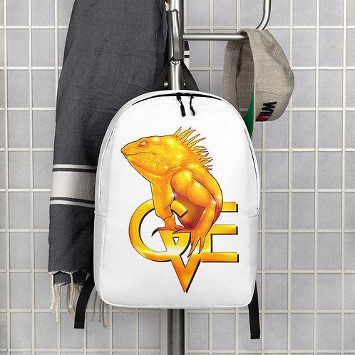 GVE - Iggy Print - Minimalist Backpack