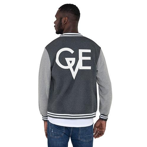 GVE - Men's Letterman Jacket   Sport-Tek ST270