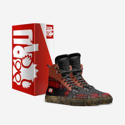Crimson screech-shoes-with_box