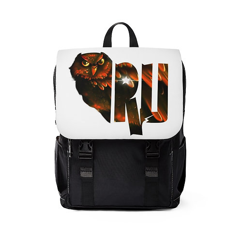 Who RU Casual Shoulder Backpack