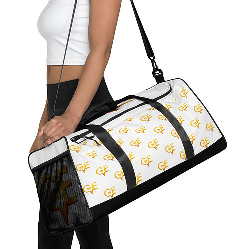 GVE - Golden Travels Duffle Bag