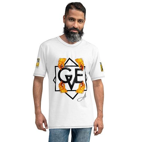 GVE - Onyx and Gold Men's Crew Neck T-Shirt