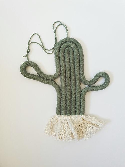 Macrame Cactus Nursery decor