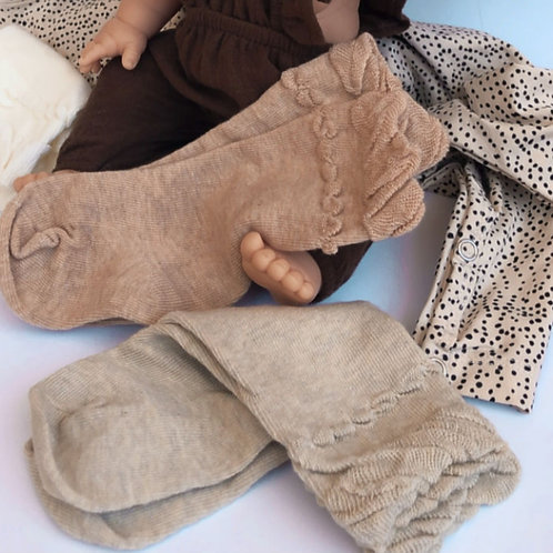 Demis' Cotton Socks