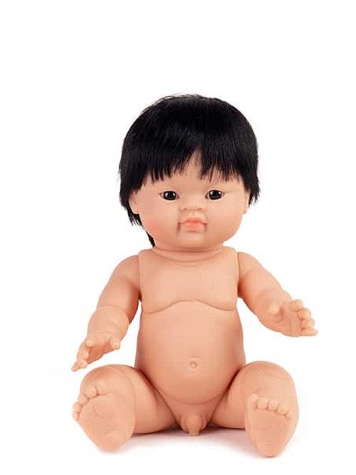 Minikane Jude Doll (non-blink)