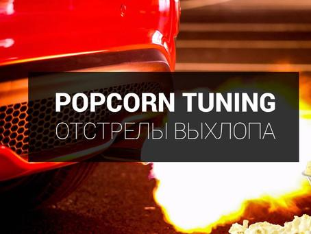 Программная активация эффекта выхлопа Burbles и Popcorn в Херсоне