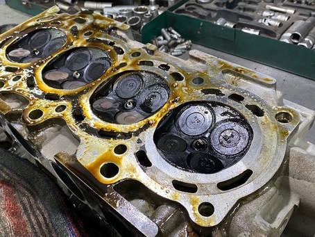 Ремонт, капремонт двигателя в Херсоне