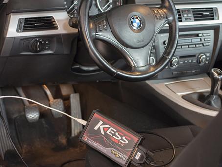 Чип Тюнинг BMW Дизель