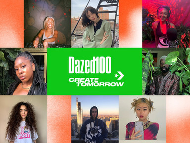 DAZED MEDIA AND CONVERSE ANNOUNCE RECIPIENTS OF THE DAZED 100 IDEAS FUND