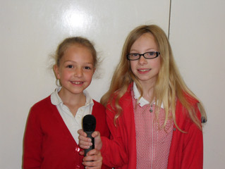 Eve and Erin tell us about the history of music