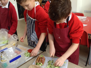 Year 3 Learn about Nutrients