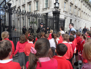Year 4 visit the Houses of Parliament