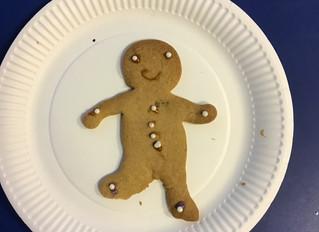 Reception's Gingerbread Men