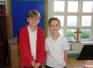 Year 4 Presentations - 21st April Ollie & Alex