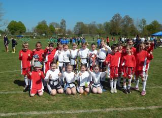 Year 4 Tag Rugby Teams