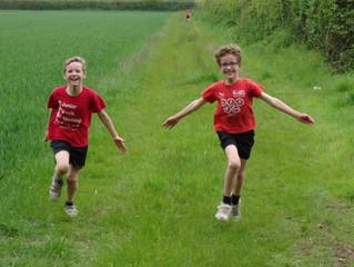 Success in the Fun Run