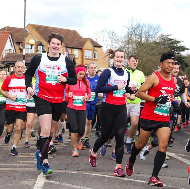 Half Marathon and Fun Run