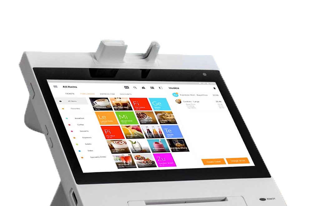 Point of Sale Solutions from PayAnywhere