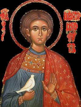 мученик Неофит (saint Neophyte, martyr)