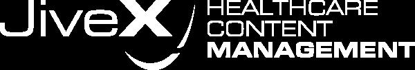 JiveX HCM Healthcare Content Mangement Logo