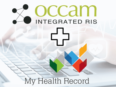 My Health Record is coming to OCCAM RIS in Q2 2018!