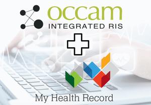 OCCAM RIS My Health Record