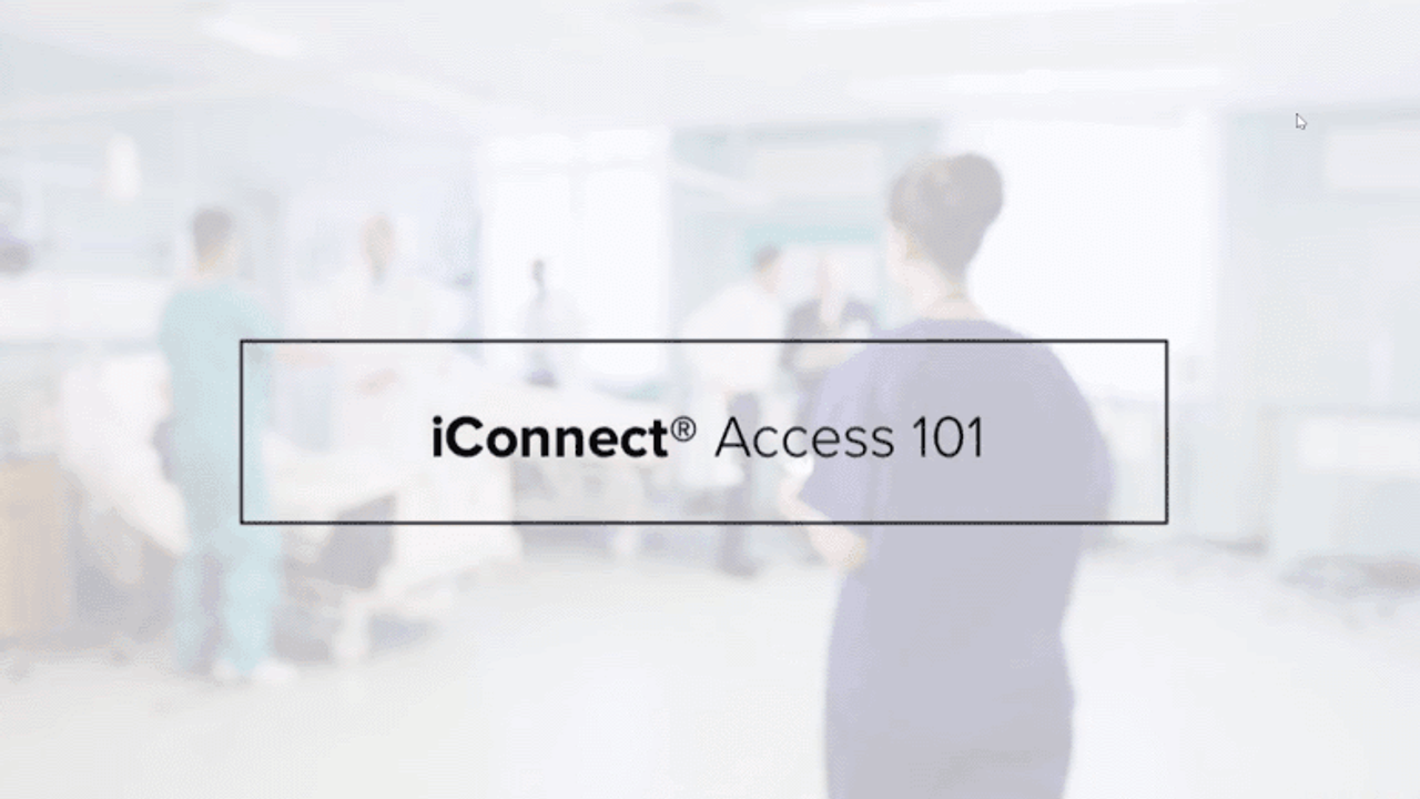 iConnect Access - An Introduction 101 Quickstart