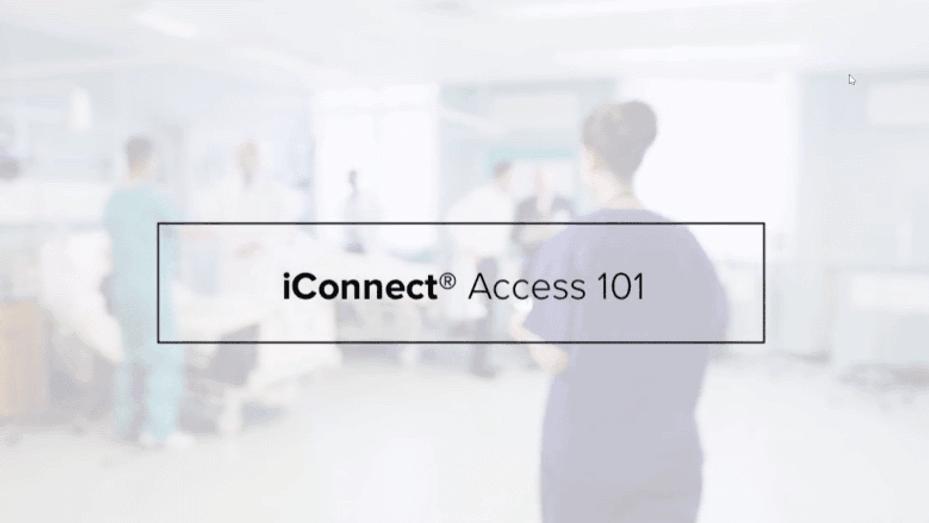 iConnect Access - An Introduction 101 Quickstart
