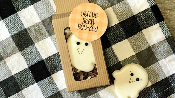 You've Been Boo-zed -- PICK UP 10/16 after 2pm