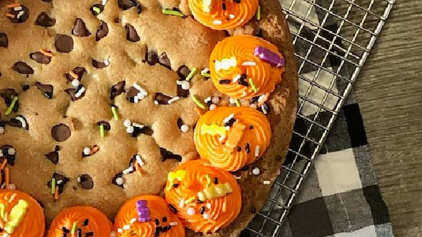 Cookie Cake -- PICK UP 10/23 after 2pm