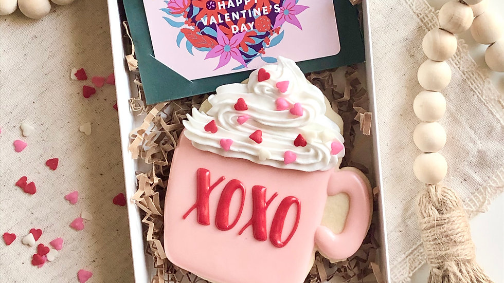 XOXO Gift Card Set