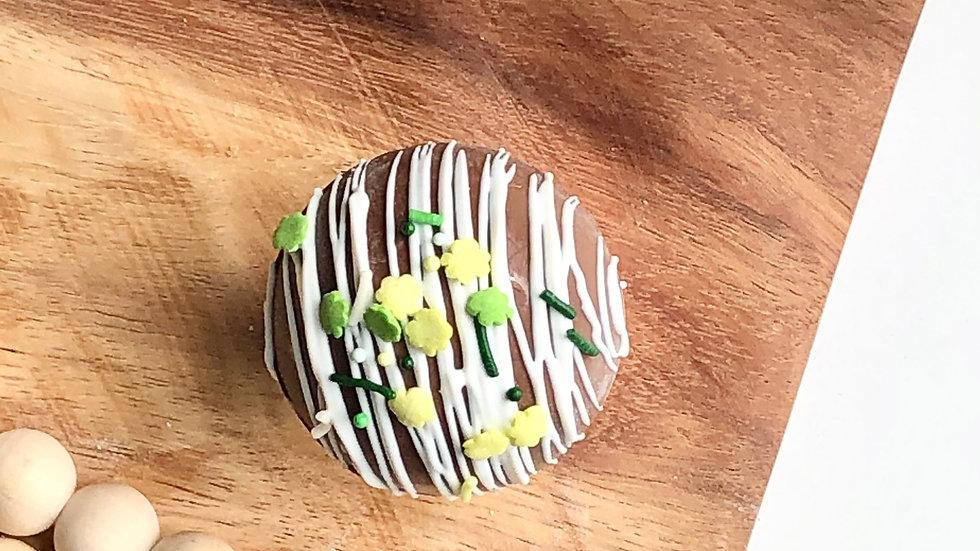 Mint Chocolate Cocoa Bomb (Single)