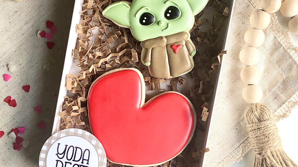 Yoda Best Gift Set