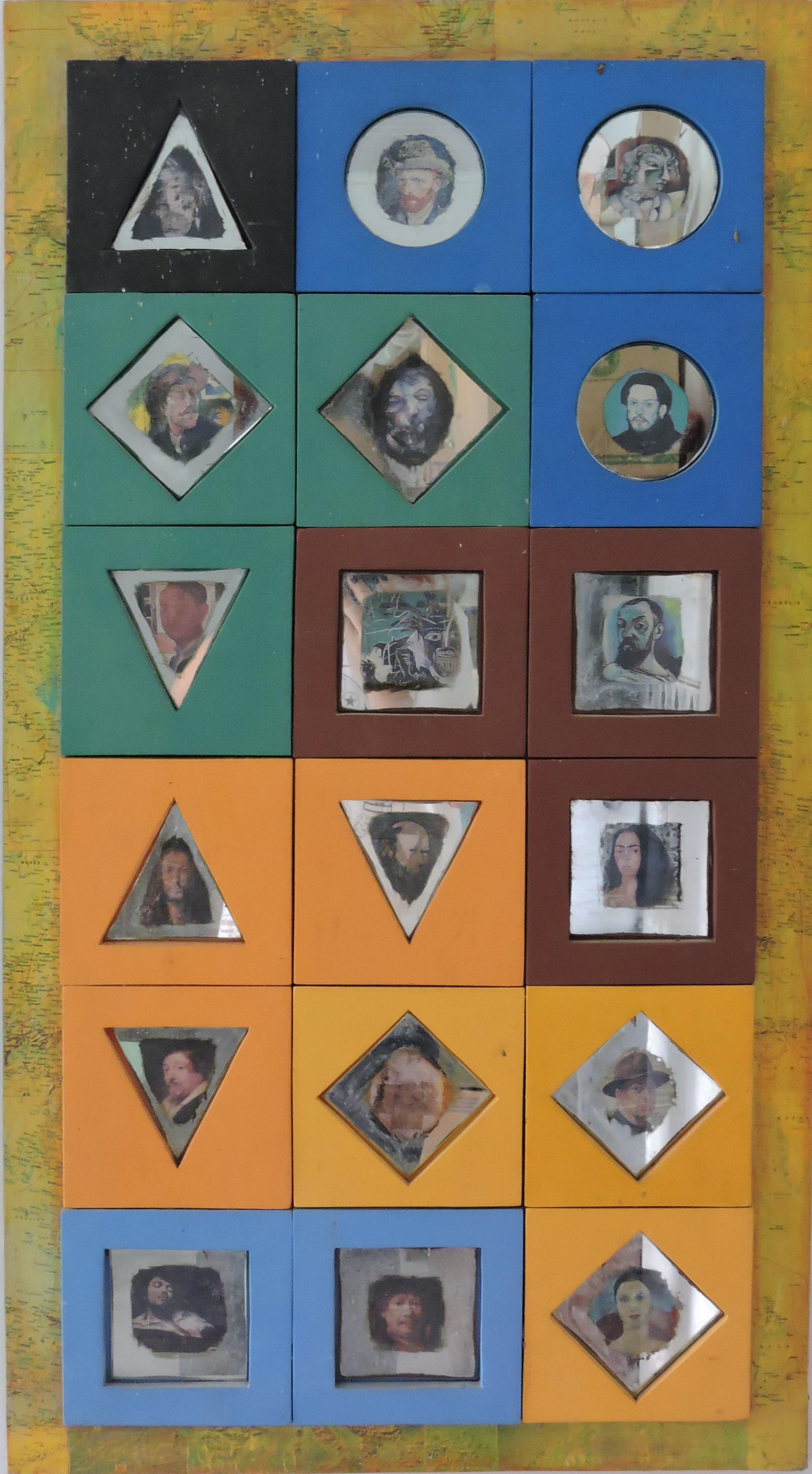 Vitória_Barros_-_Mapa-mundi,_2000._Objeto,_colagem,_92x50