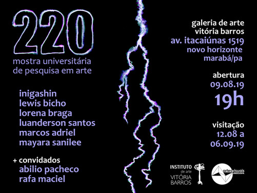 220 / MOSTRA UNIVERSITÁRIA DE PESQUISA EM ARTE