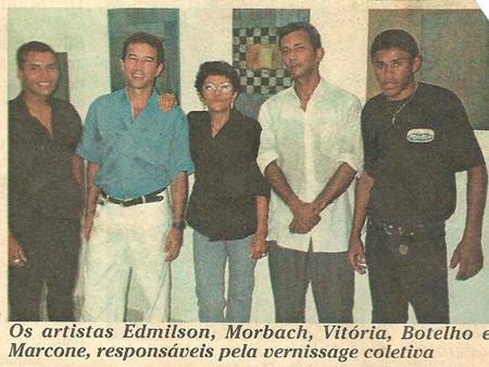 Exposição MARABÁ:TERRA, 15 anos de Galeria Vitória Barros