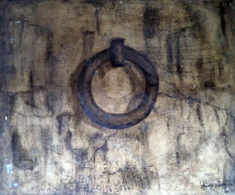 Antonio_Botelho_-_Âncora,2002._Acrílica_s_compensado,_86x104,5