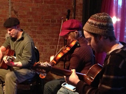 Gypsy Jam at the Bard's Town