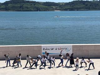 """Educar a Sorrir dinamiza evento """"Educar a Dançar"""""""