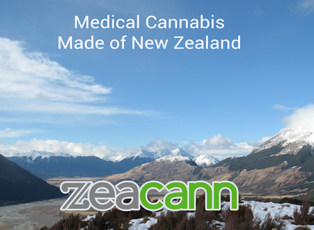 PharmaCann New Zealand is now Zeacann, with new focus on local production and export markets