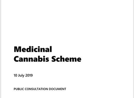 Medical cannabis consultation open: scheme must increase affordability and accessibility