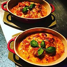 Patio House Lasagna
